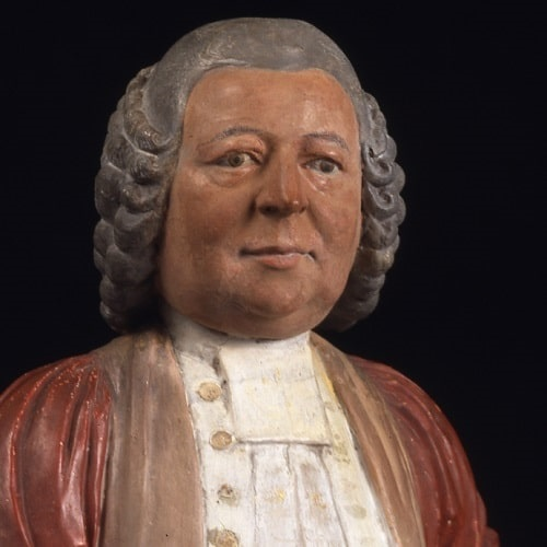 Portrait statuette of Anthony Askew (1722-1774) created by Chitqua, c. 1770