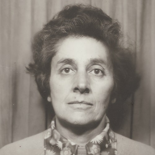 Ruth Freda Harris © unknown