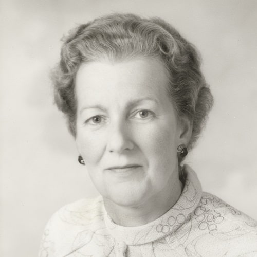 Mary Clayton Holt © unknown