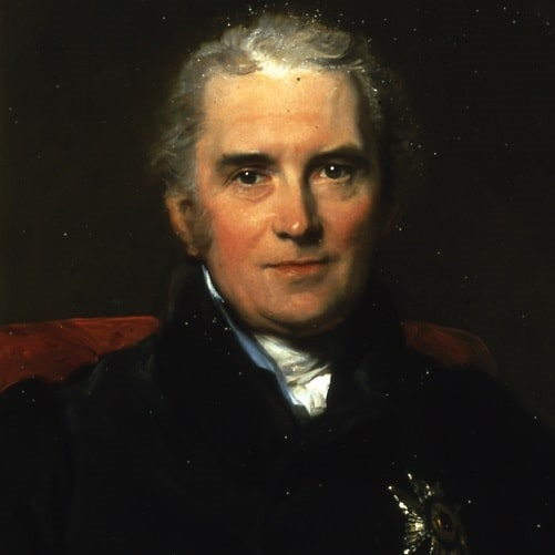 Portrait of Sir Henry Halford (1766-1844) by Sir Thomas Lawrence, c. 1825-30