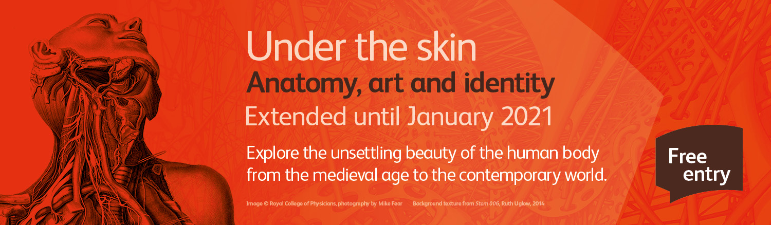 Under the skin exhibition extended to December 2020