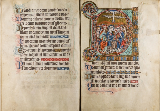 The Wilton Psalter