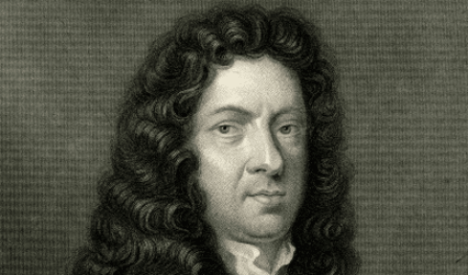Portrait of Samuel Pepys (1633-1703) engraved by Charles Wentworth Wass after Robert Walker