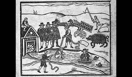 Harvey and the witches | RCP Museum