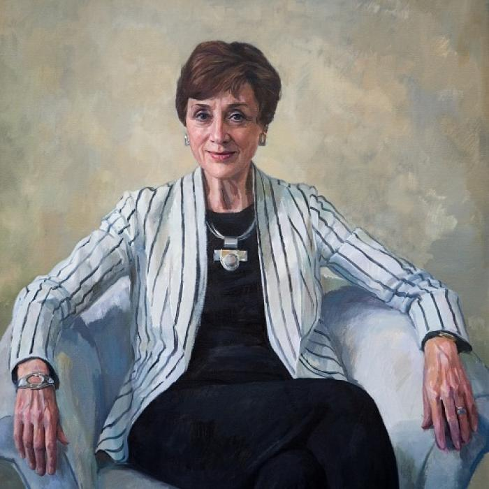 Portrait of Dame Carol Black