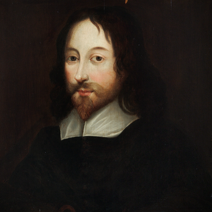 Painting of Sir Thomas Browne